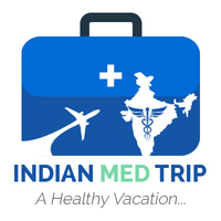 IndianMedTrip Healthcare Consultants Company Logo by Jamal Wakeman in Nagpur MH