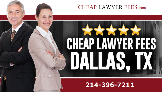 Cheap Family Lawyer Fees