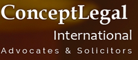 Business Directory & Companies Listings Concept Legal International in New Delhi DL