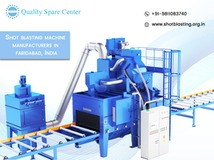 Shot Blasting Machine Manufacturers & Suppliers in Faridabad,India