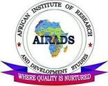African Institute of Research and Development - AIRADS