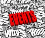 Upcoming Events & Expo