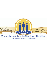 Canadian School of Natural Nutrition - Distance Learning