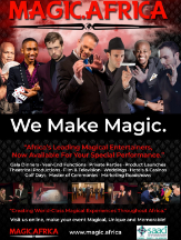 Magic Africa Productions (Pty) Ltd