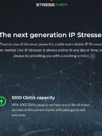 Best Stresser 2020
