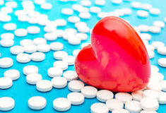 Why does Aspirin help during a heart attack?
