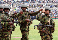 Kenya Defence Forces Recr...