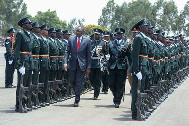 Kenya Prisons Service Recruitment