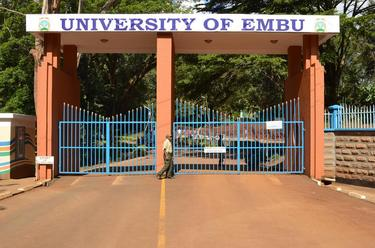 2nd Graduation Ceremony University of Embu