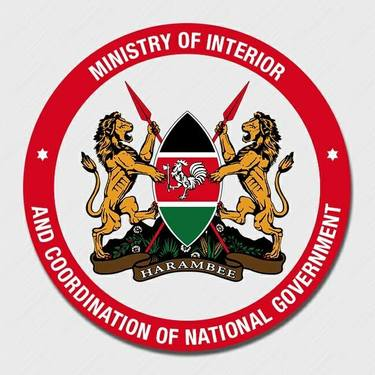 DIRECTOR OF ADMINISTRATION - VACANCIES IN THE MINISTRY OF INTERIOR AND CO-ORDINATION OF NATIONAL GOVERNMENT