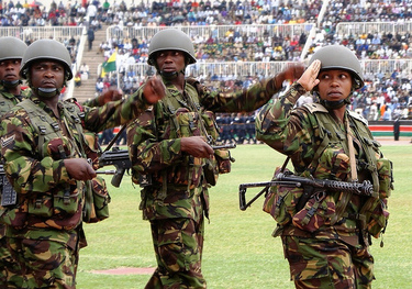 Kenya Defence Forces Recruitment of General Service Officer Cadets and Specialist Officers