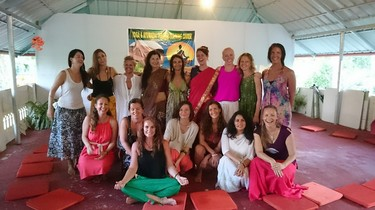 200 Hour Yoga Teacher Training in Rishikesh in May 2019