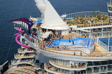 5 Top Best Cruise Line for Family Vacation