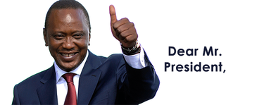Why every Kenyan must respect the Presidency