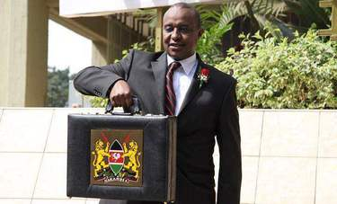 Kenya Budget Estimates 2018 - 2019