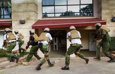 All Terrorists Eliminated in Nairobi Dusit Hotel Shootout