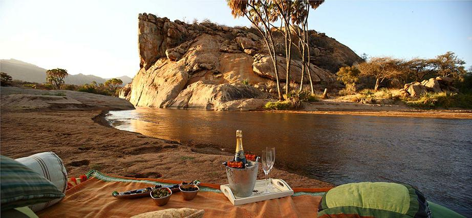 Which is the best place for unforgettable honeymoon in Kenya