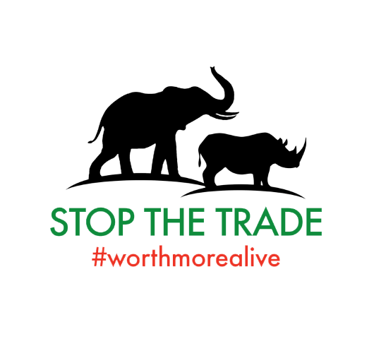 Historic ivory Burning Event- #WorthMoreAlive