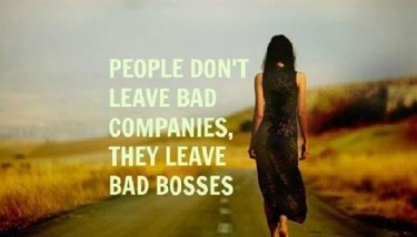 Traits of A Bad Boss - Managers