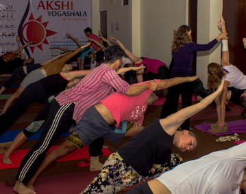 It's Time To Give Precious Endowments To Your Life With 200 hours Yoga Teachers Training in Rishikesh