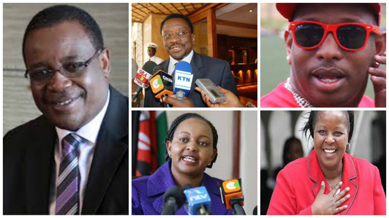 Who will be the next Nairobi Governor - Nairobi Gubernatorial 2017