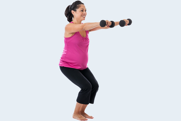 Exercise to Induce Labor
