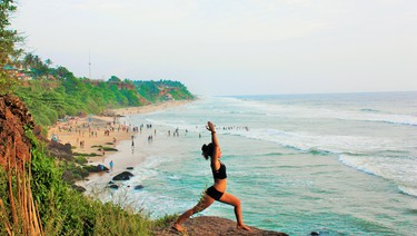 Yoga Your Way To A Happy Vacation