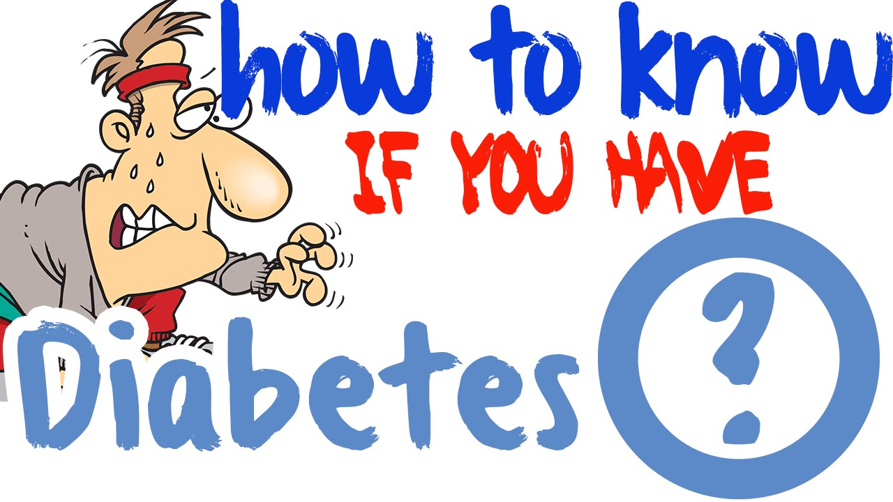 Is There Self Test For Diabetes