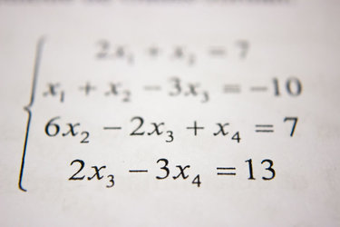Where did algebra get its name from?