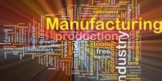 What is manufactured in Kenya?
