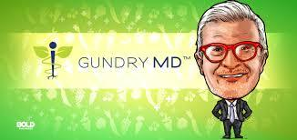 What foods does Dr. Gundry recommend?