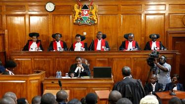 President Uhuru Kenyatta's victory Upheld -Supreme Court Judgement